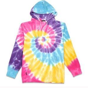Cool light weight soft cotton hoodie ! Tie-dye